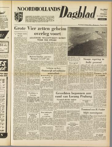 Noordhollands Dagblad : dagblad voor Alkmaar en omgeving 1954-02-10