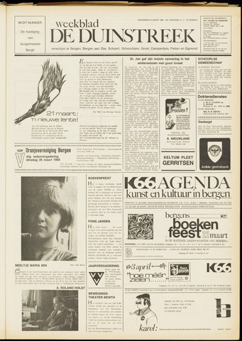 De Duinstreek 1968-03-21