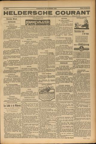 Heldersche Courant 1926-11-25