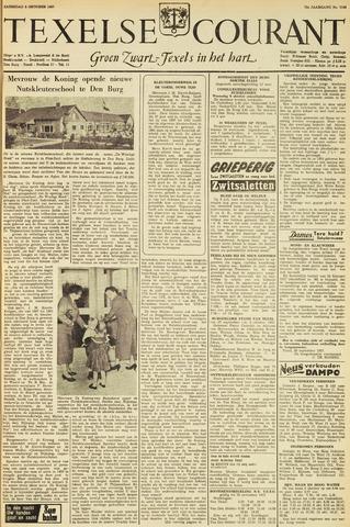Texelsche Courant 1957-10-05