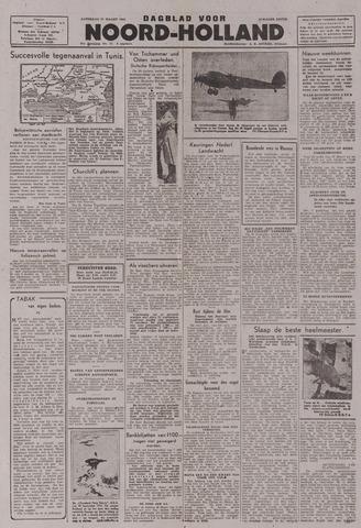 Dagblad Noord-Holland, Schager editie 1943-03-27