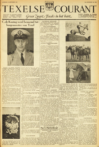 Texelsche Courant 1950-09-23