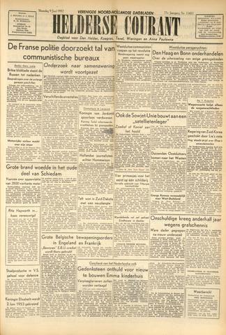 Heldersche Courant 1952-06-09