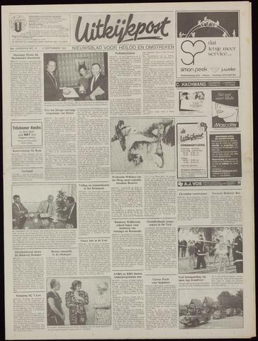 Uitkijkpost : nieuwsblad voor Heiloo e.o. 1991-09-11