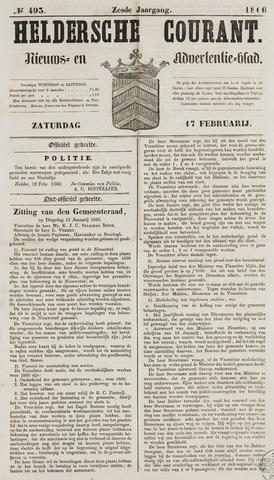 Heldersche Courant 1866-02-17
