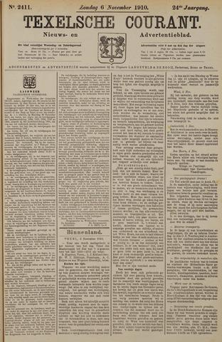 Texelsche Courant 1910-11-06