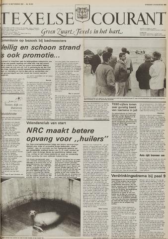Texelsche Courant 1986-08-05
