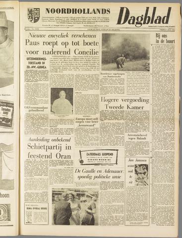 Noordhollands Dagblad : dagblad voor Alkmaar en omgeving 1962-07-06