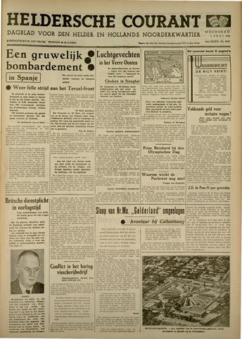 Heldersche Courant 1938-06-01