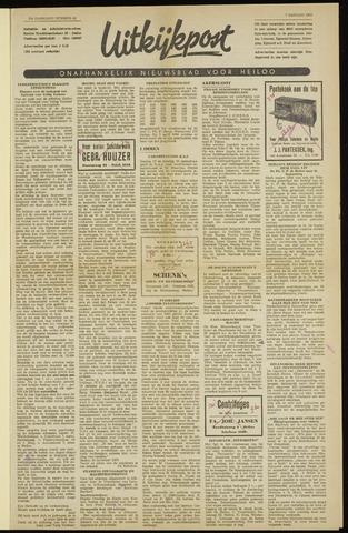 Uitkijkpost : nieuwsblad voor Heiloo e.o. 1960