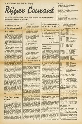 Rijper Courant 1946-07-06