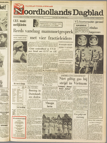 Noordhollands Dagblad : dagblad voor Alkmaar en omgeving 1965-03-23