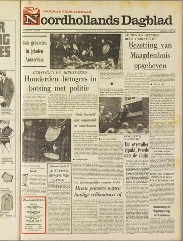 Noordhollands Dagblad : dagblad voor Alkmaar en omgeving 1969-05-21