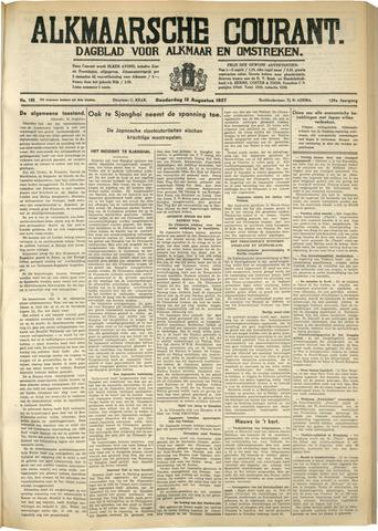 Alkmaarsche Courant 1937-08-12