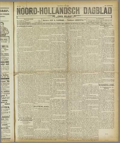 Ons Blad : katholiek nieuwsblad voor N-H 1921-05-09