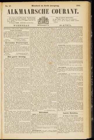Alkmaarsche Courant 1901-04-24