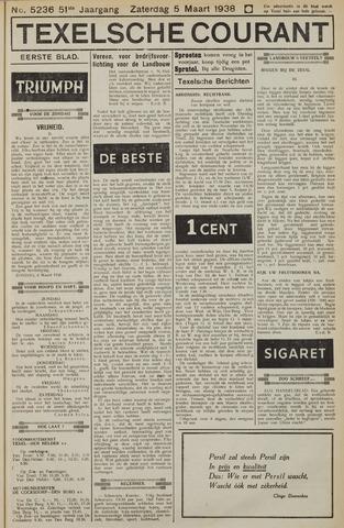 Texelsche Courant 1938-03-05