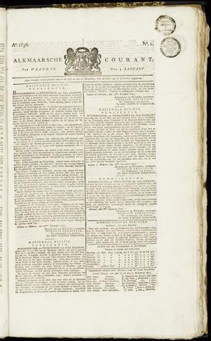 Alkmaarsche Courant 1836-01-04