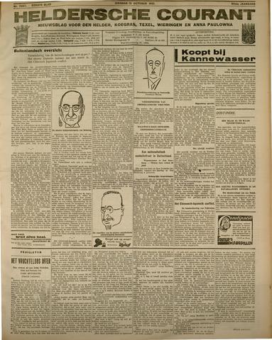 Heldersche Courant 1931-10-13
