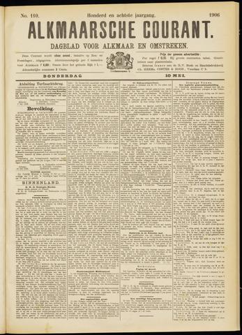 Alkmaarsche Courant 1906-05-10