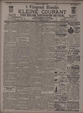 Vliegend blaadje : nieuws- en advertentiebode voor Den Helder 1894-12-05