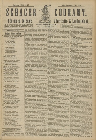 Schager Courant 1911-05-06