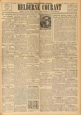 Heldersche Courant 1949-05-14