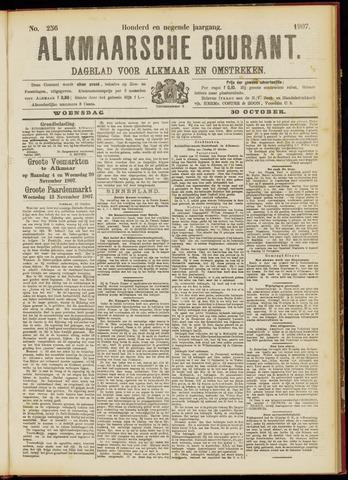 Alkmaarsche Courant 1907-10-30