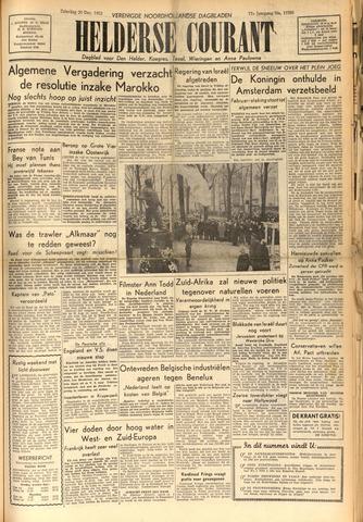 Heldersche Courant 1952-12-20