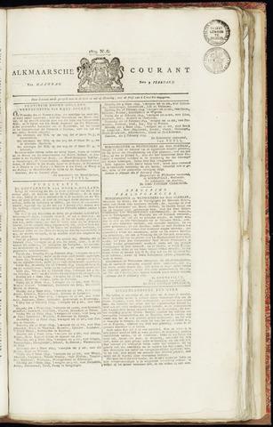 Alkmaarsche Courant 1829-02-09
