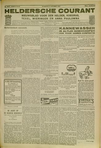 Heldersche Courant 1930-10-11