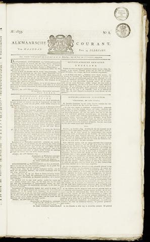 Alkmaarsche Courant 1835-02-23