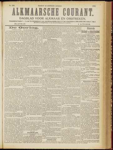 Alkmaarsche Courant 1916-10-02