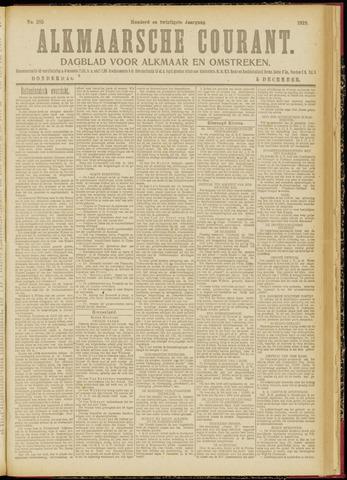 Alkmaarsche Courant 1918-12-05