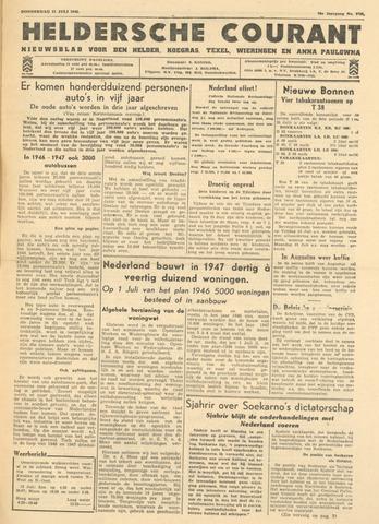 Heldersche Courant 1946-07-11