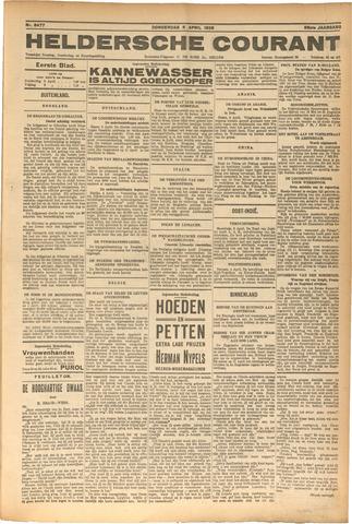 Heldersche Courant 1928-04-05