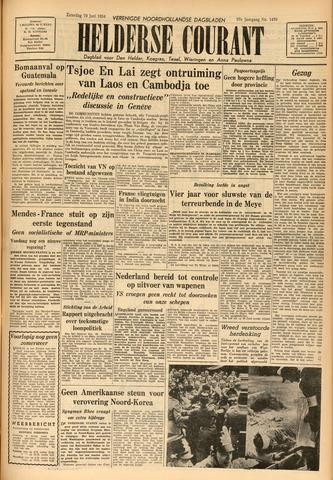 Heldersche Courant 1954-06-19