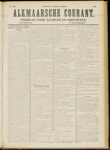 Alkmaarsche Courant 1911-11-11
