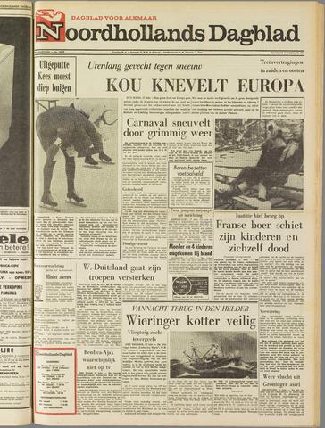 Noordhollands Dagblad : dagblad voor Alkmaar en omgeving 1969-02-17