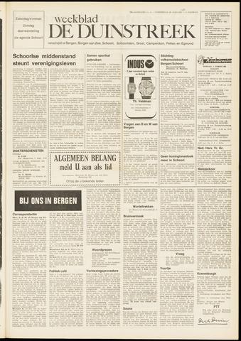 De Duinstreek 1970-01-29