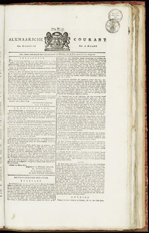 Alkmaarsche Courant 1829-03-16