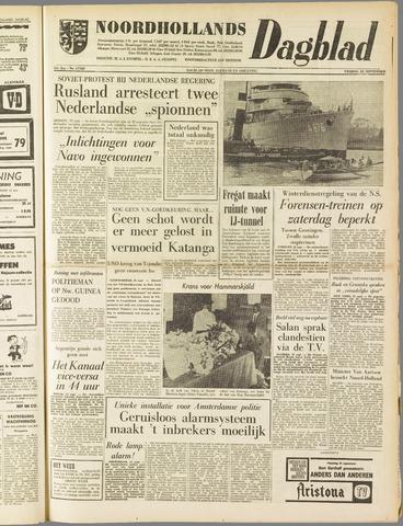 Noordhollands Dagblad : dagblad voor Alkmaar en omgeving 1961-09-22