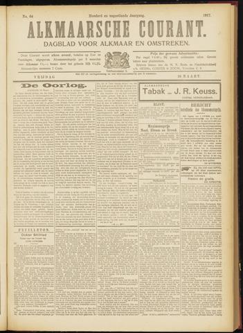 Alkmaarsche Courant 1917-03-16