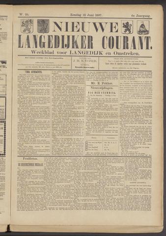 Nieuwe Langedijker Courant 1897-06-13