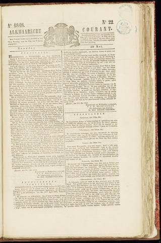 Alkmaarsche Courant 1848-05-29