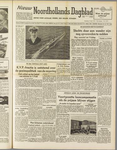 Nieuw Noordhollandsch Dagblad : voor Alkmaar en omgeving 1951-04-19
