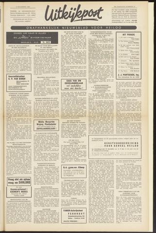 Uitkijkpost : nieuwsblad voor Heiloo e.o. 1963-12-05