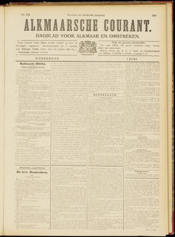 Alkmaarsche Courant 1911-06-01