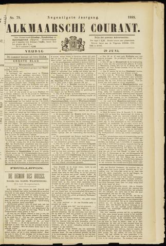 Alkmaarsche Courant 1888-06-29
