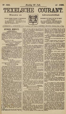 Texelsche Courant 1896-07-26